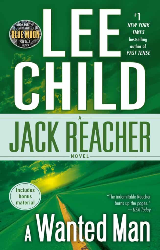 A Wanted Man | Jack Reacher