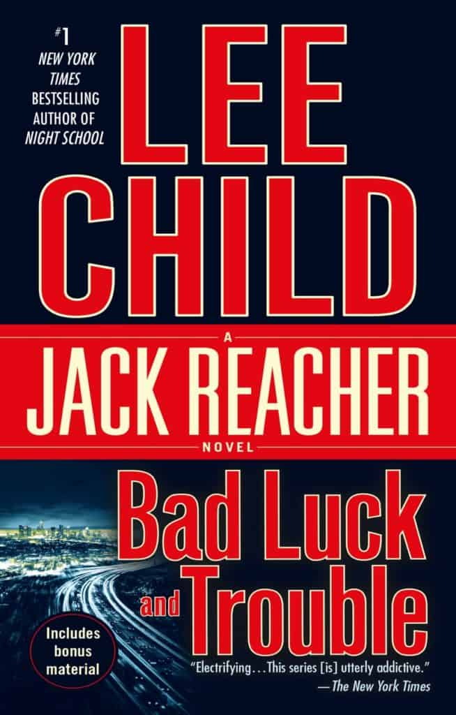 Bad Luck And Trouble | Jack Reacher