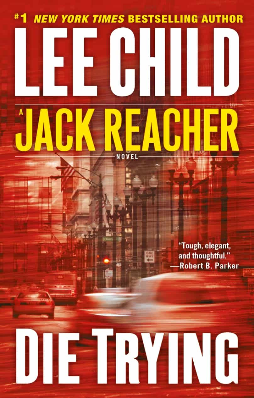 Die Trying | Jack Reacher