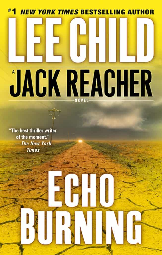 Echo Burning | Jack Reacher