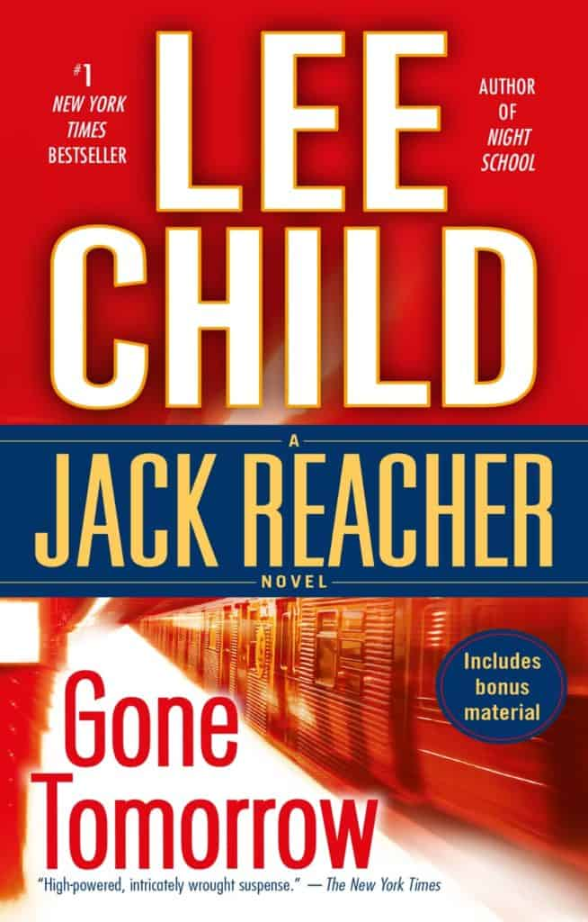 Gone Tomorrow | Jack Reacher