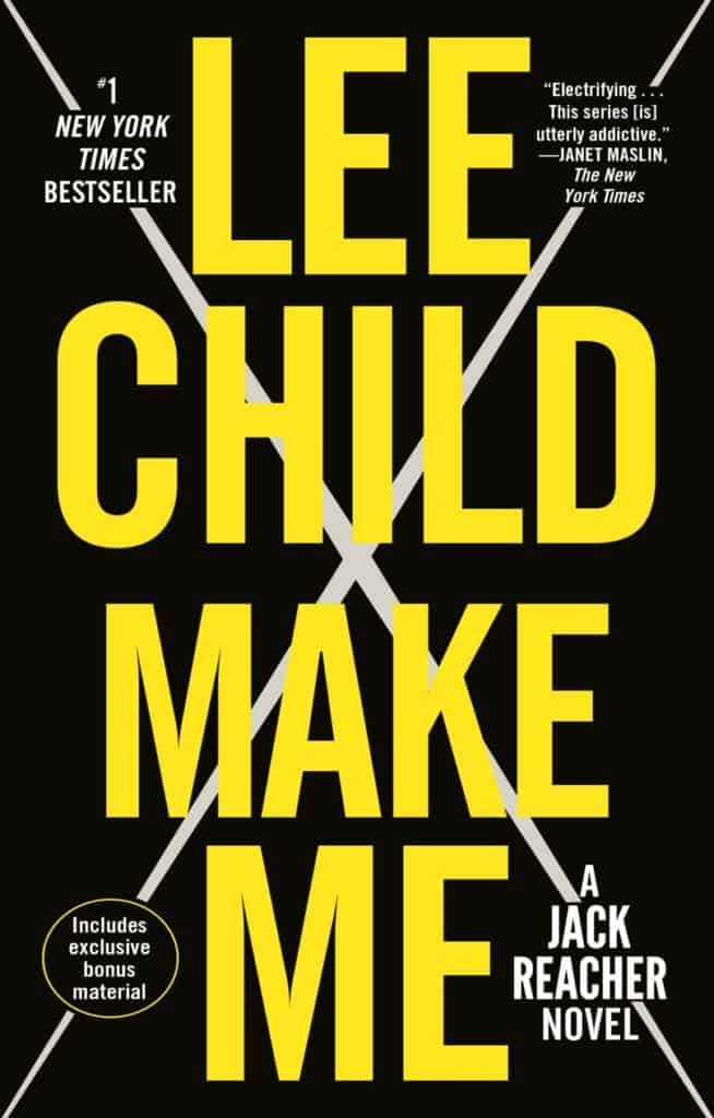 Make Me | Jack Reacher