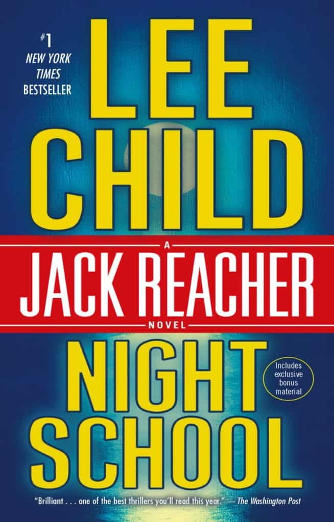Night School | Jack Reacher