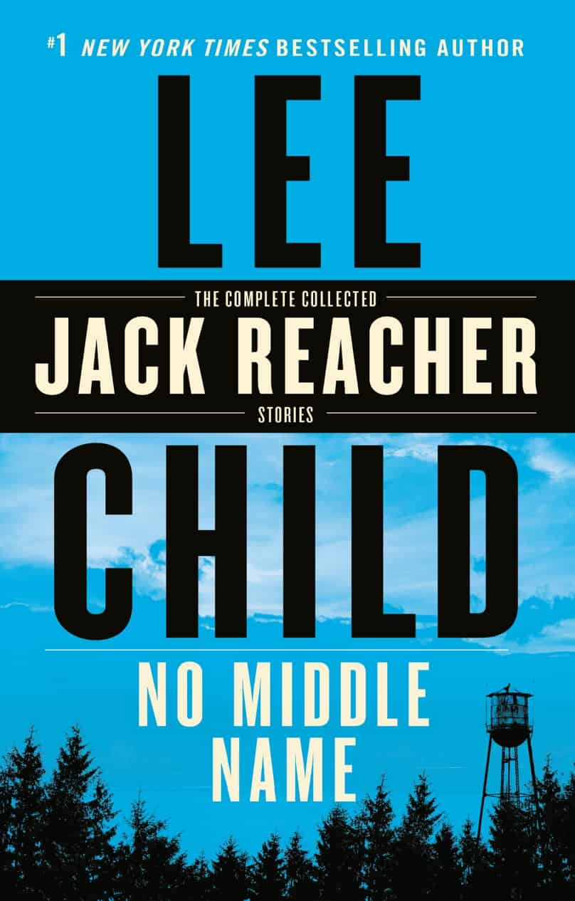 No Middle Name | Jack Reacher