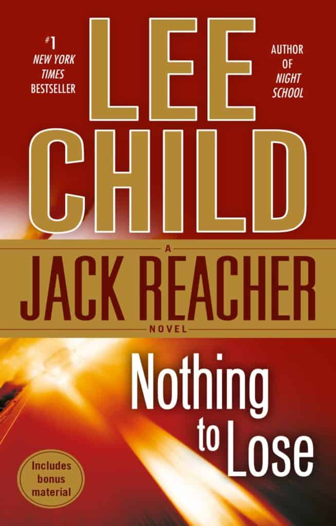 Nothing To Lose | Jack Reacher
