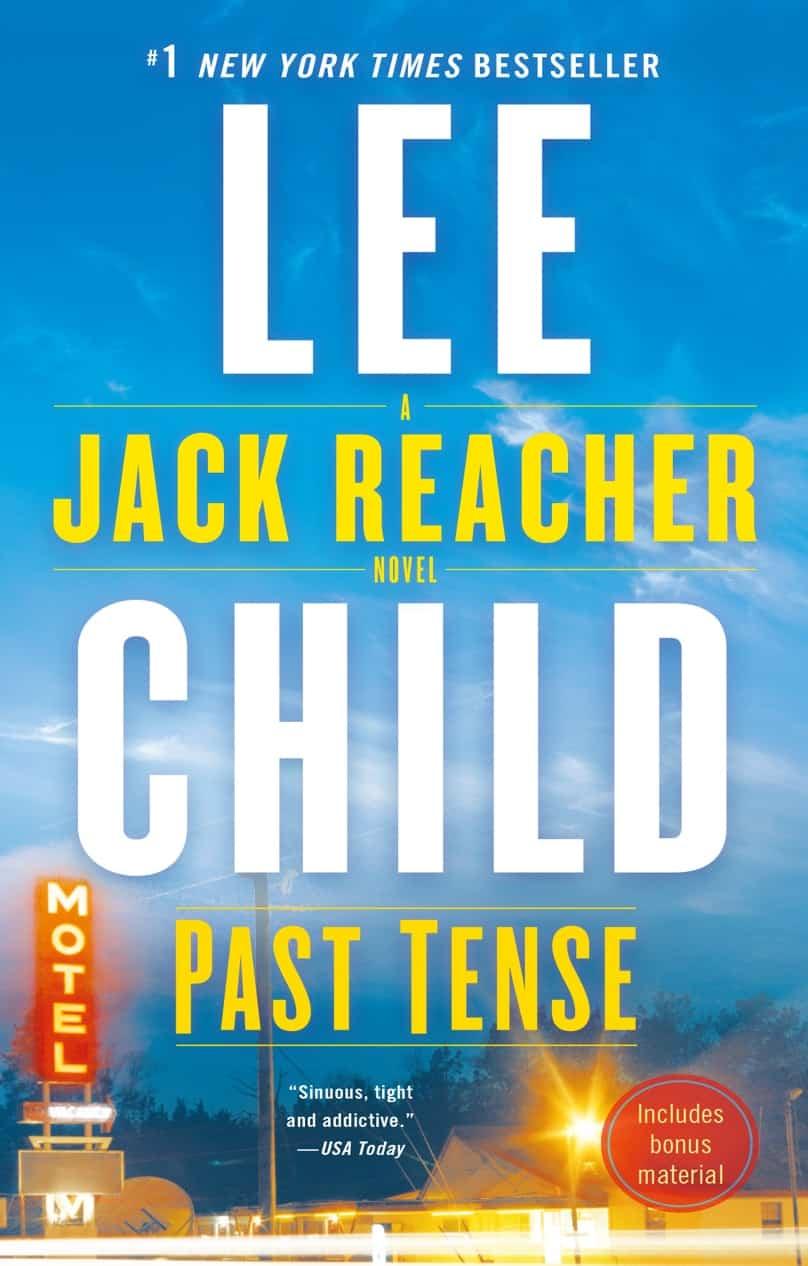 Past Tense | Jack Reacher