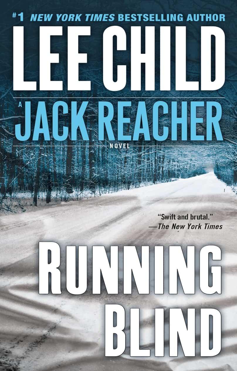 Running Blind | Jack Reacher