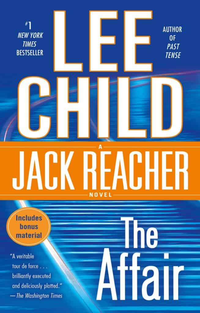 The Affair | Jack Reacher