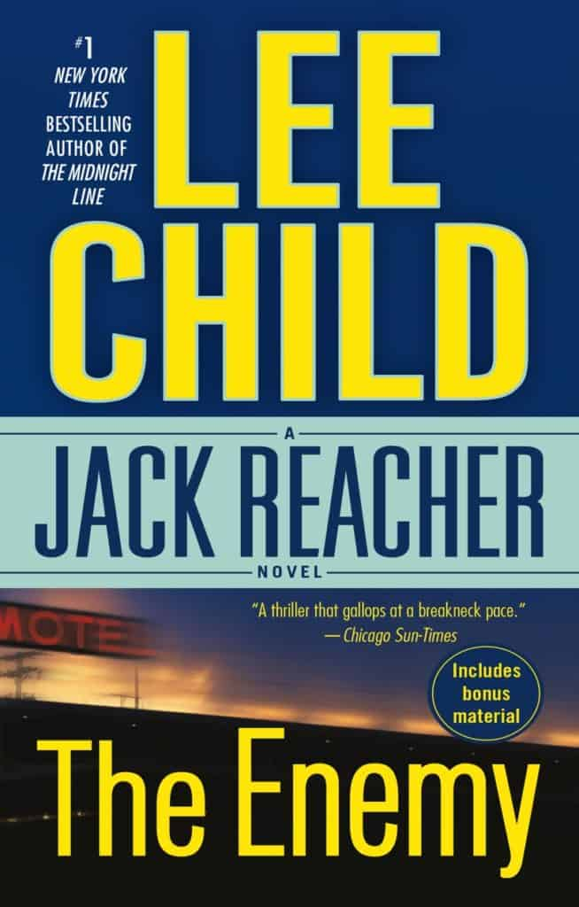 The Enemy | Jack Reacher