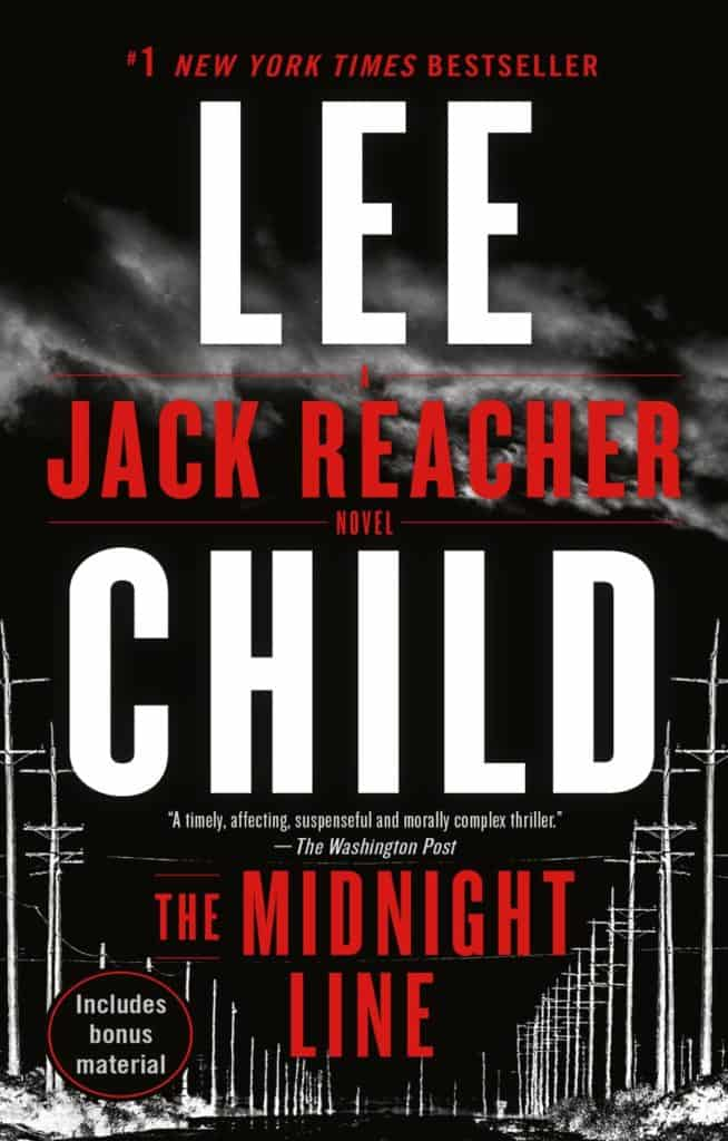 The Midnight Line | Jack Reacher