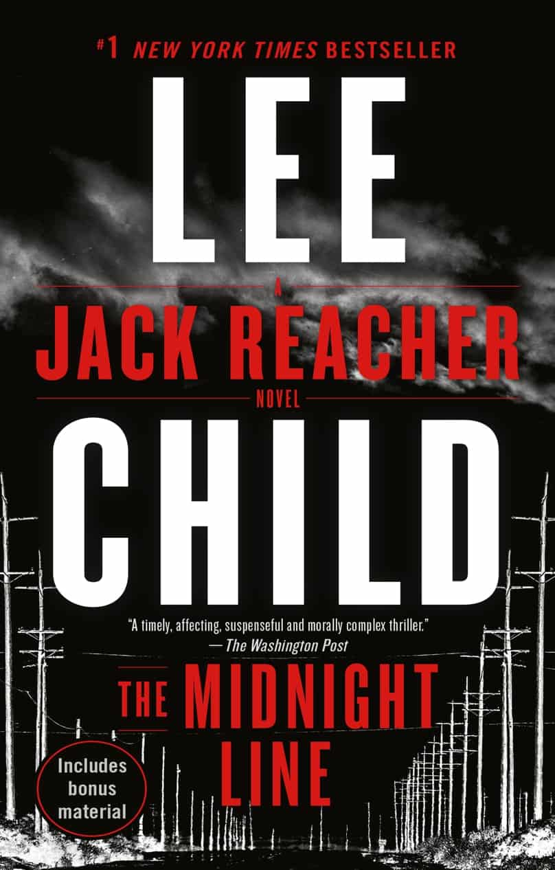 The Midnight Line | Jack Reacher