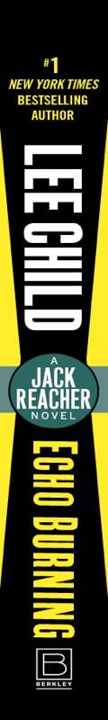 Echo Burning | Jack Reacher