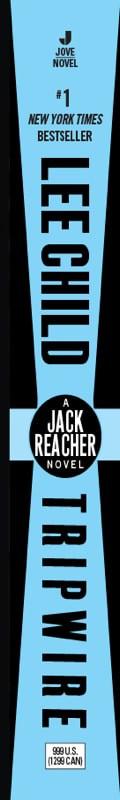 Tripwire | Jack Reacher